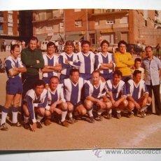 Coleccionismo deportivo - RCD ESPAÑOL - FOTOGRAFIA ORIGINAL - 25762584