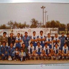 Coleccionismo deportivo - RCD ESPAÑOL - FOTOGRAFIA ORIGINAL - 25762600