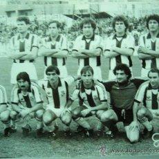 Collezionismo sportivo: FOTO REAL DEL EQUIPO DE FUTBOL LINENSE. 1985. 12 X 18 CM.. Lote 25922281