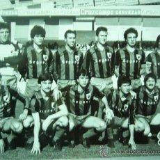 Coleccionismo deportivo: FOTO REAL DEL EQUIPO DE FUTBOL PARLA. 1985. 12 X 18 CM.. Lote 25922311