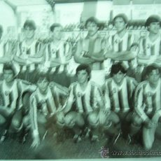 Coleccionismo deportivo: FOTO REAL DEL EQUIPO DE FUTBOL TALAVERA. 1984. 12 X 18 CM.. Lote 25922415