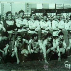 Coleccionismo deportivo: FOTO REAL DEL EQUIPO DE FUTBOL PARLA. 1986. 12 X 18 CM.. Lote 25922481