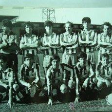Coleccionismo deportivo: FOTO REAL DEL EQUIPO DE FUTBOL MANACOR 1984. 12 X 18 CM.. Lote 25922503