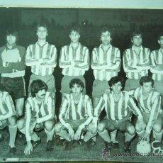 Coleccionismo deportivo: FOTO REAL DEL EQUIPO DE FUTBOL CORUÑA. 1984. 12 X 18 CM.. Lote 25922536