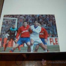 Coleccionismo deportivo: REAL MADRID: FOTO DE FERNANDO HIERRO. Lote 26569418