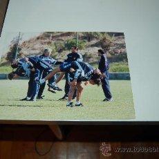 Coleccionismo deportivo: REAL MADRID: FOTO DE UN ENTRENAMIENTO DE ARSENIO IGLESIAS. Lote 26569762