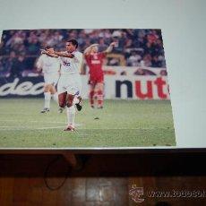 Coleccionismo deportivo: REAL MADRID: FOTO DE KAREMBEU. Lote 26569853