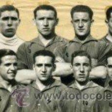 Coleccionismo deportivo: FÚTBOL.- 26.6.1932.- EQUIPO DEL CLUB ATLETICO OSASUNA DE PAMPLONA, RECIENTE GANADOR DEL TORNEO DE.... Lote 29029184
