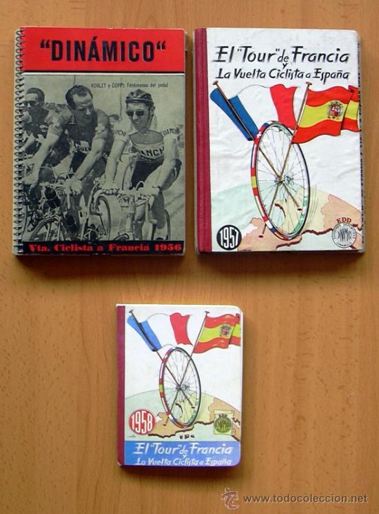 Coleccionismo deportivo: Colección de calendarios Dinámico de la 1949-50 a la 2010-2011 - 151 tomitos - ver fotos interiores - Foto 10 - 30206834