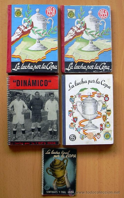 Coleccionismo deportivo: Colección de calendarios Dinámico de la 1949-50 a la 2010-2011 - 151 tomitos - ver fotos interiores - Foto 11 - 30206834