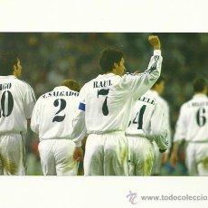 Coleccionismo deportivo: FOTO Nº69 CELEBRACION EQUIPO 1 - FOTO 10X15 COLECCION REAL MADRID MAGIC BOX 2002-2003 . Lote 31071784