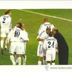 Coleccionismo deportivo: FOTO Nº92 CELEBRACION 3 - FOTO 10X15 COLECCION REAL MADRID MAGIC BOX 2002-2003 . Lote 31072140
