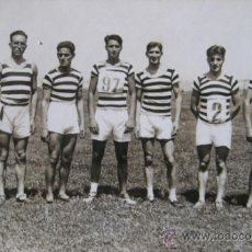 Coleccionismo deportivo: CAMPEONATO DE CASTILLA DE ATLETISMO (1925) SELECCION GIMNÁSTICA.. Lote 32415860