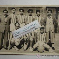 Coleccionismo deportivo: MANRESA RARISIMA FOTOGRAFIA EQUIPO DE BASKET - BALONCESTO - AÑOS 1947-52. Lote 32444355