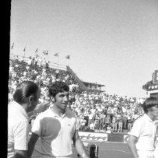 Coleccionismo deportivo: TENIS - COPA DAVIS - 1970 - 60 NEGATIVOS. Lote 33339975