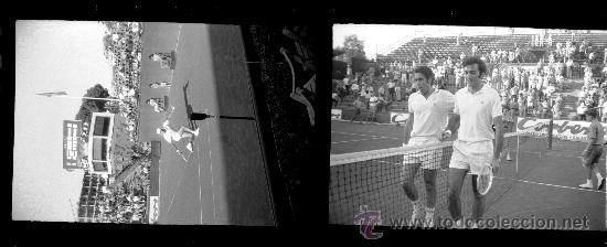 Coleccionismo deportivo: Tenis - COPA DAVIS - 1970 - 60 NEGATIVOS - Foto 3 - 33339975