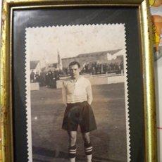 Coleccionismo deportivo: FOTOGRAFIA DEL C.E.SABADELL 1910'S, ENMARCADA.. Lote 34688656