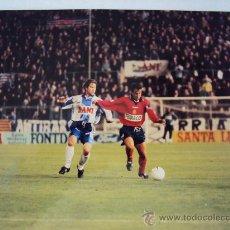 Coleccionismo deportivo: RCD ESPANYOL - D. CORUÑA . SARRIA T: 96-97. Lote 34742865