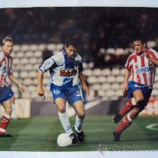 Coleccionismo deportivo: RCD ESPANYOL - AT. MADRID . T: 96-97. Lote 34743297