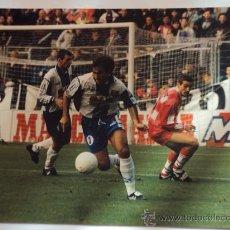 Coleccionismo deportivo: RCD ESPANYOL - SD COMPOSTELA . 1996-97.. Lote 34767381