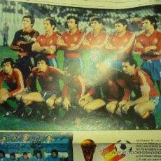 Coleccionismo deportivo: PORTADA PERIODICO LA VANGUARDIA- 4 PAG.CON FOTOS AL INTERIOR . Lote 35044741