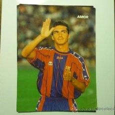 Coleccionismo deportivo: FOTO JUGADOR F.C.BARCELONA AMOR. Lote 35366436