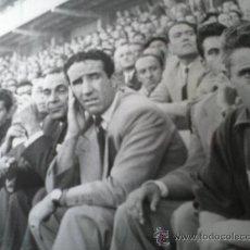 Coleccionismo deportivo: HELENIO HERRERA Y RAFA GREÑO ATLETICO DE MADRID-GIJON,16 SEPT 1951 EN EL CAMPO DEL MOLINON. Lote 56893872