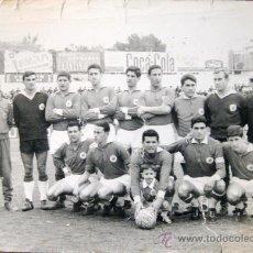 Coleccionismo deportivo: NASTIC. TARRAGONA. FOTOGRAFIA ORIGINAL. 30.05.1965. NASTIC-SESTAO. Lote 36343635