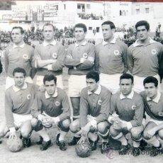 Coleccionismo deportivo: NASTIC. TARRAGONA. FOTOGRAFIA ORIGINAL. 19.03.1964.. Lote 36343647