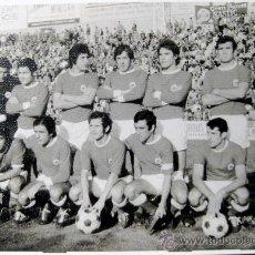 Coleccionismo deportivo: NASTIC. TARRAGONA. FOTOGRAFIA ORIGINAL. 22.10.1972. Lote 36343685
