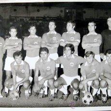 Coleccionismo deportivo: NASTIC. TARRAGONA. FOTOGRAFIA ORIGINAL. 19.08.1970 . Lote 36360841