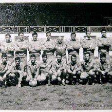 Coleccionismo deportivo: NASTIC. TARRAGONA. FOTOGRAFIA ORIGINAL. TEMPORADA 1965-1966. Lote 36360857