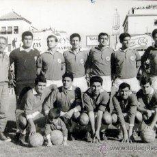 Coleccionismo deportivo: NASTIC. TARRAGONA. FOTOGRAFIA ORIGINAL. 12.09.1965 . Lote 36360869