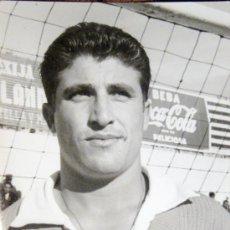 Coleccionismo deportivo: NASTIC. TARRAGONA. FOTOGRAFIA ORIGINAL. JUGADOR JUANITO. 1961. Lote 36418193