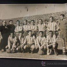 Coleccionismo deportivo: FOTOGRAFIA - PLANTILLA DEPORTIVO CORUÑA - . Lote 36698449