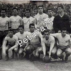 Coleccionismo deportivo - ANTIGUA FOTOGRAFIA CADIZ C.F. TEMPORADA 60-61 - 37231717