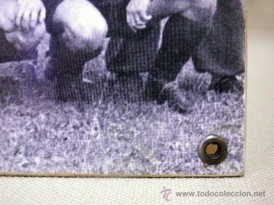 Coleccionismo deportivo: FOTOGRAFÍA. DEPORTIVA. FUTBOL CLUB BARCELONA. 1940s - Foto 5 - 37652728