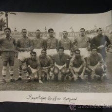 Coleccionismo deportivo - FOTOGRAFIA A. CAMPAÑA - PLANTILLA CELTA DE VIGO - - 37799115
