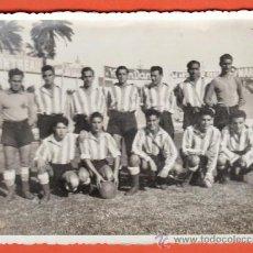 Coleccionismo deportivo - fotografia - equipo aficionado rcd. español - estadio sarria - javier marcet - años 40 / 50 - rd11 - 38658871