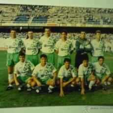 Coleccionismo deportivo: FUTBOL FOTO 27 X 18 DEL REAL OVIEDO. Lote 39363682