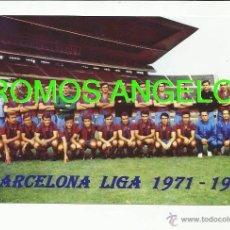 Coleccionismo deportivo: FOTO 10X15 CM - FC BARCELONA TEMPORADA 1971 1972 PLANTILLA (FOTO 2) . Lote 39442194