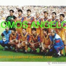 Coleccionismo deportivo - FOTO 10X15 CM - FC BARCELONA FINAL COPA EUROPA TEMPORADA 1991-1992 FOTO 1 - 39448508