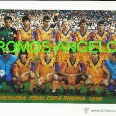 Coleccionismo deportivo - FOTO 10X15 CM - FC BARCELONA FINAL COPA EUROPA TEMPORADA 1991-1992 FOTO 2 - 39448517