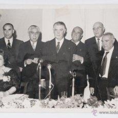 Coleccionismo deportivo: ANTIGUA FOTOGRAFIA HOMENAJE VICENTE PIERA EX-INTERNACIONAL F.C.BARCELONA 1959. Lote 39842103