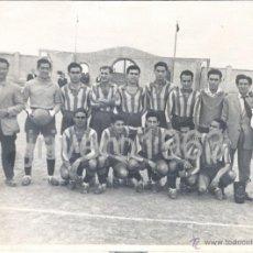 Coleccionismo deportivo: SEVILLA, AÑOS 30, C.D. HISPANO AVIACION, RARISIMA,120X90MM. Lote 40235433