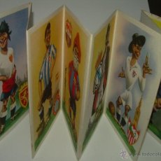 Coleccionismo deportivo: ANTIGUAS POSTALES EQUIPOS DE FUTBOL...( 8 EN TOTAL)...... Lote 40971737