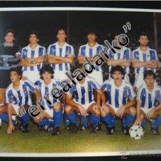 Coleccionismo deportivo: FOTOGRAFIA 15X20 REAL SOCIEDAD 85-86 1985 1986 ARCONADA ARKONADA. Lote 42136254