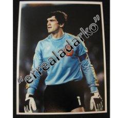 Coleccionismo deportivo: FOTOGRAFIA 15X20 REAL SOCIEDAD ARCONADA ARKONADA SELECCION ESPAÑA. Lote 42136233