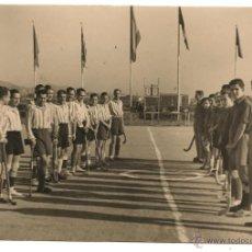 Coleccionismo deportivo - EQUIPOS DE HOCKEY EN BARCELONA EN LOS AÑOS 40/50 - 42659018