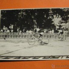 Coleccionismo deportivo: FOTOGRAFIA VUELTA CICLISTA. Lote 42715942